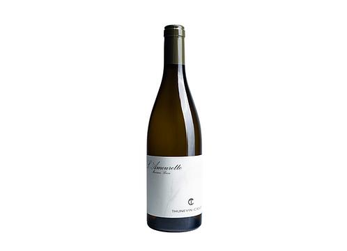 Cuvée L'AMOURETTE - IGP Côtes Catalanes Blanc THUNEVIN-CAL