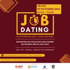 Participez à notre Job Dating pour vos prochains recrutements