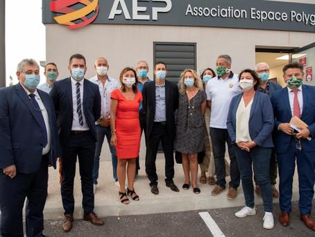 Emploi des jeunes et Relance économique : la Région organise sa table ronde à l'AEP