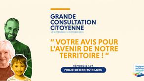 Perpignan Méditerranée Métropole lance la Grande Consultation Citoyenne