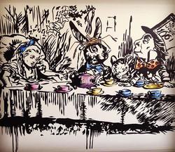 Tea Party for Harleys Gelato Bar