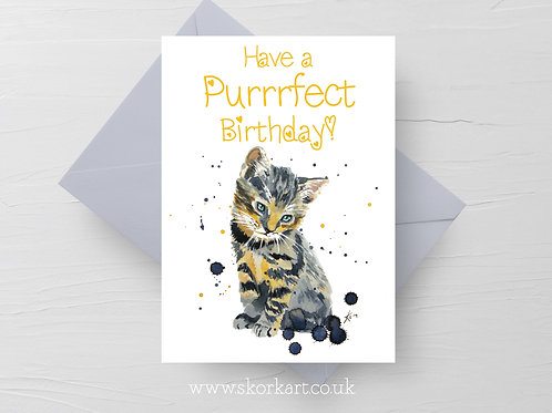 Have a Purrrfect Birthday! #202011
