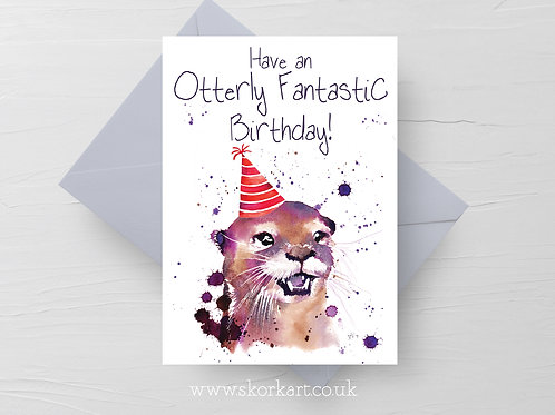 Have and Otterly Fantastic Birthday #202030