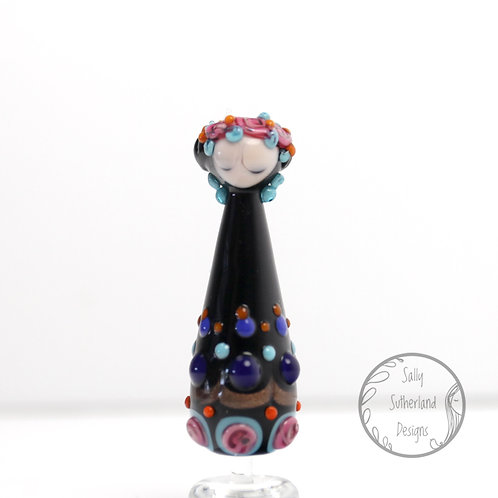 Frida Doll Bead