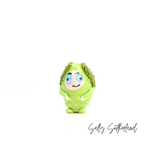 Creepy Lime Bead