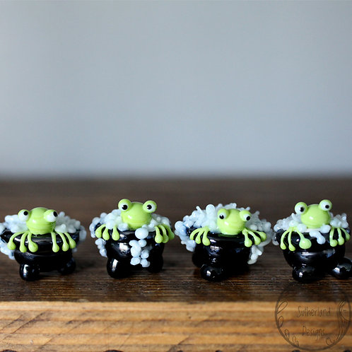 PRE ORDER -Frog Soup Bead