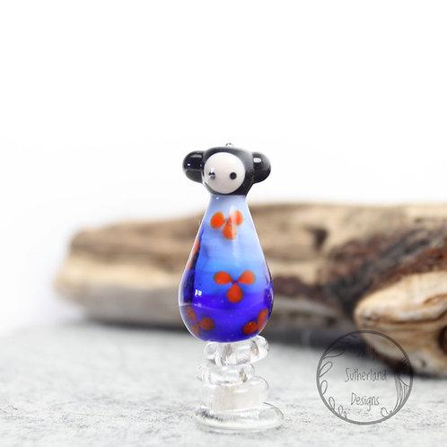 Mini Lost Girl, Doll Bead