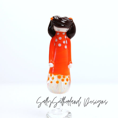 Lost Girl, Doll Bead