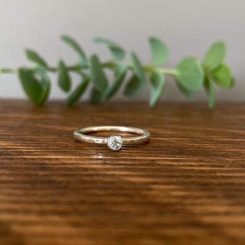 Aquamarine Ring P1/2 (7 1/4)