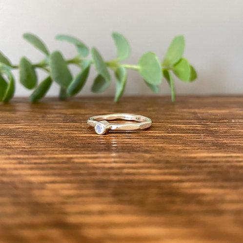 Moonstone Ring N (6.5)