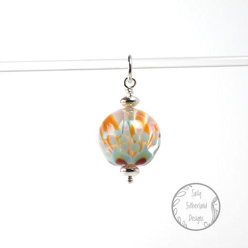 Bloom Stamen Pendant