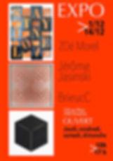 Exposition rue Blaes | Light art | Art cinétique | Bruxelles | BrieucC