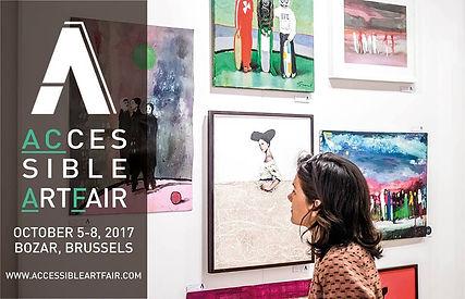 Accessible Art Fair | Bozar | Light art Exhibitions | Light art | Kinetic art | Brussels | BrieucC Kinetic art Exhibitions | Light art | Kinetic art | Brussels | BrieucC BrieucC