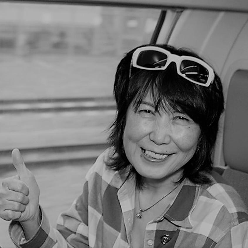 【PO LNA HO 東京】Kikiさんへのフェアウェル会 「PReRの冊子翻訳でお世話になったKikiさん、ありがとう、お元気で」
