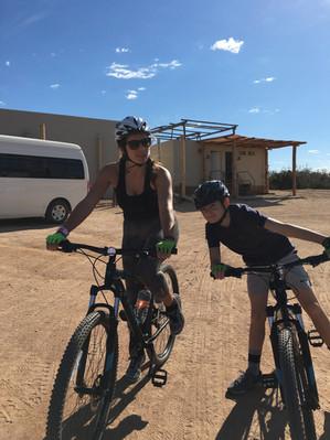 Mountain Bikes, Killer Ants, and Pinto Beans