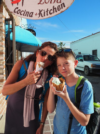 We're always hungry for ice cream ;)