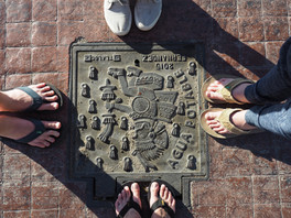 Todos Santos - A small town we visited with lots of art galleries!