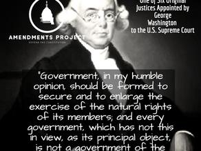 Meet James Wilson An Original Supreme Court Justice