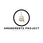 Amendments Project Main Transparent Logo