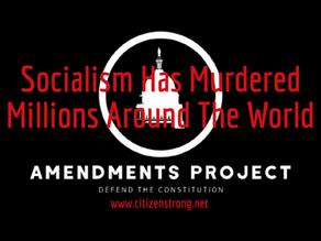 Socialism Kills Millions Around The World
