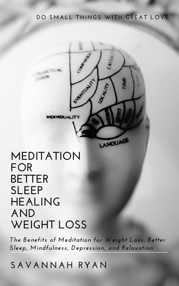 Meditation For Better Sleep Healing and Weight Loss