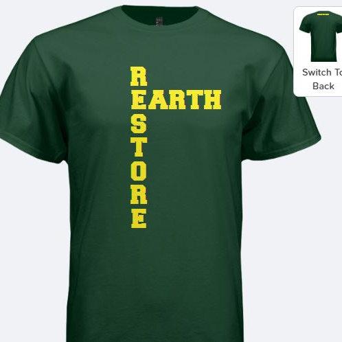 Green Restore Earth Tee