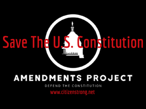 Save The U.S. Constitution