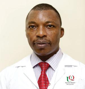 Dr. Sebastian Ken-Amoah