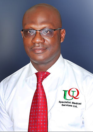 Dr. Samuel Agyeman