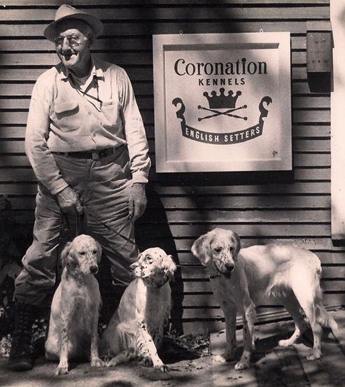 Earl Twombly, Coronation Kennels