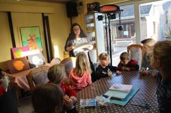 Workshop bij vzw De Kleine Muk