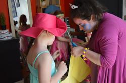 Creatief kinderfeestje
