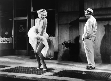 Fashion in Film: The Seven Year Itch