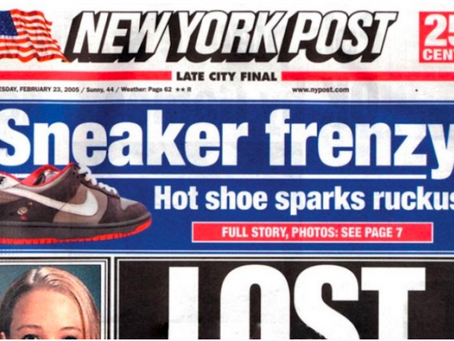 Evolution of Sneaker Culture