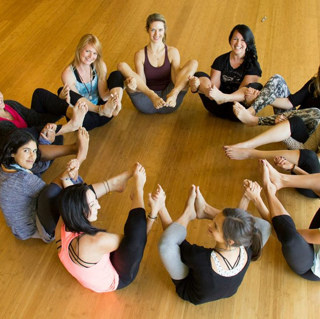 Yoga Teacher Training in Victoria BC with Dana Carter