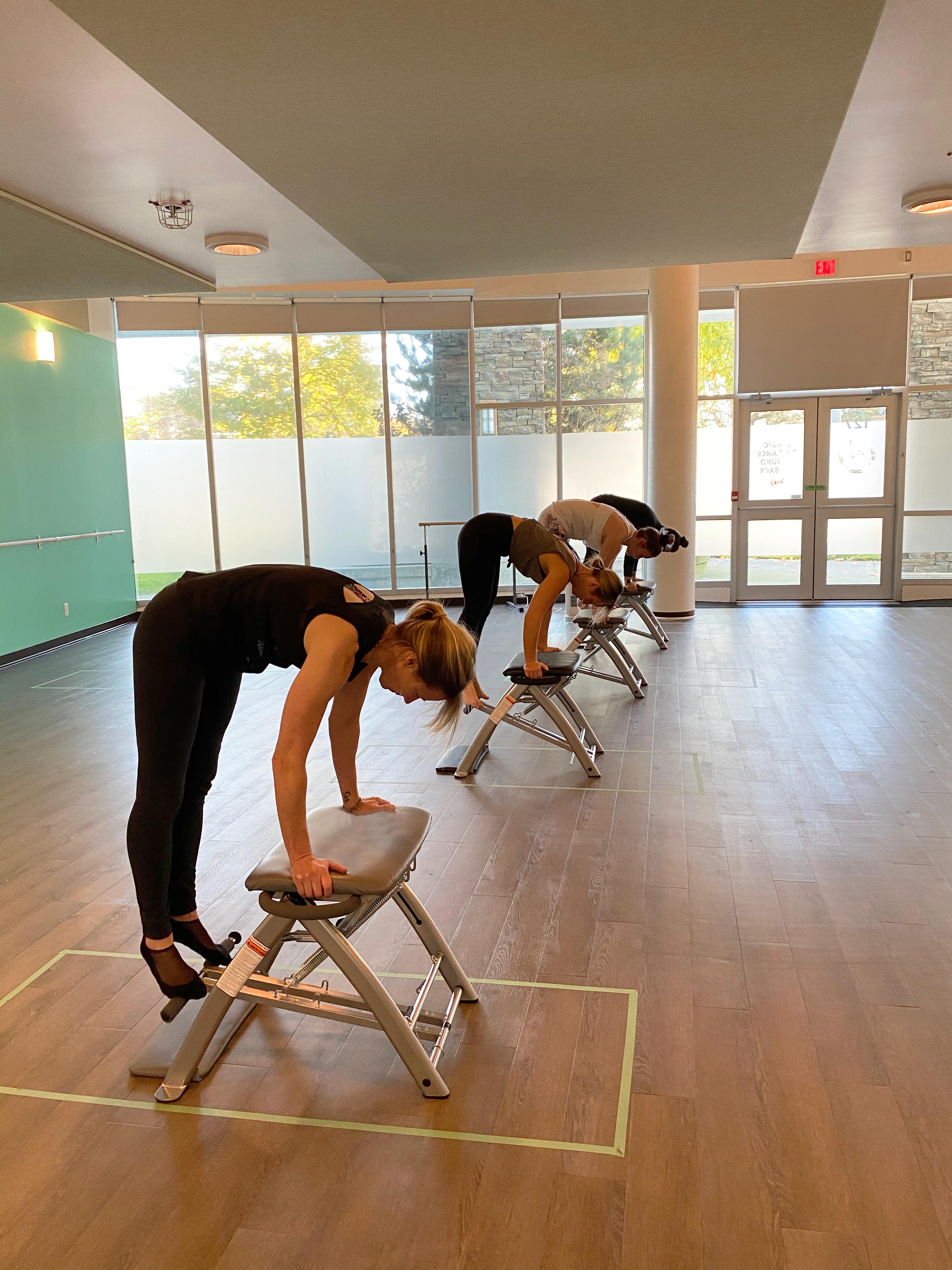 Beginners Pilates Pro Chair Class - FREE