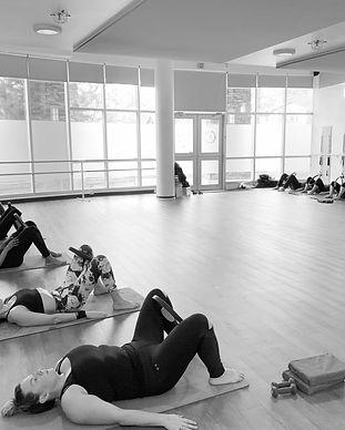 Barre, Yoga, and Pilates classes in victoria bc