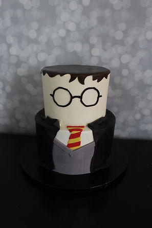 Harry Potter themed Custom Cake