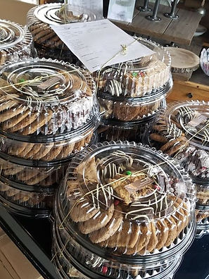 Cookies Trays for Parties and Gifts