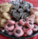 COOKIE TRAY from Sweet Temptations Dessert Co. Yorkville Illinois