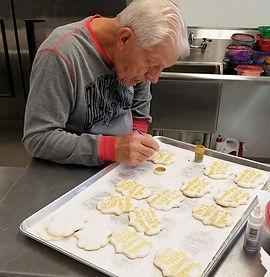 Bill, Jack of all Bakery Trades