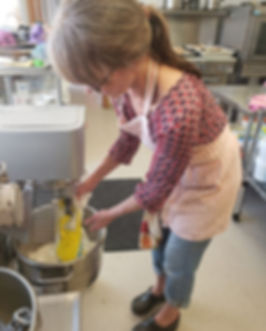 Marlene, Owner and Creator Sweet Temptations Dessert Co. Yorkville, Illinois