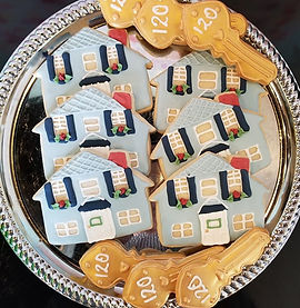 Custom Iced Sugar Cookies