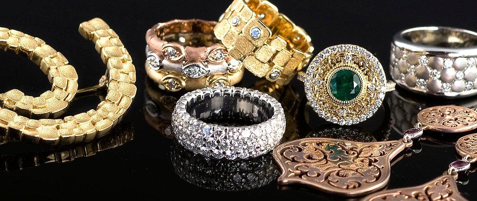compra e avaliação de jóias
