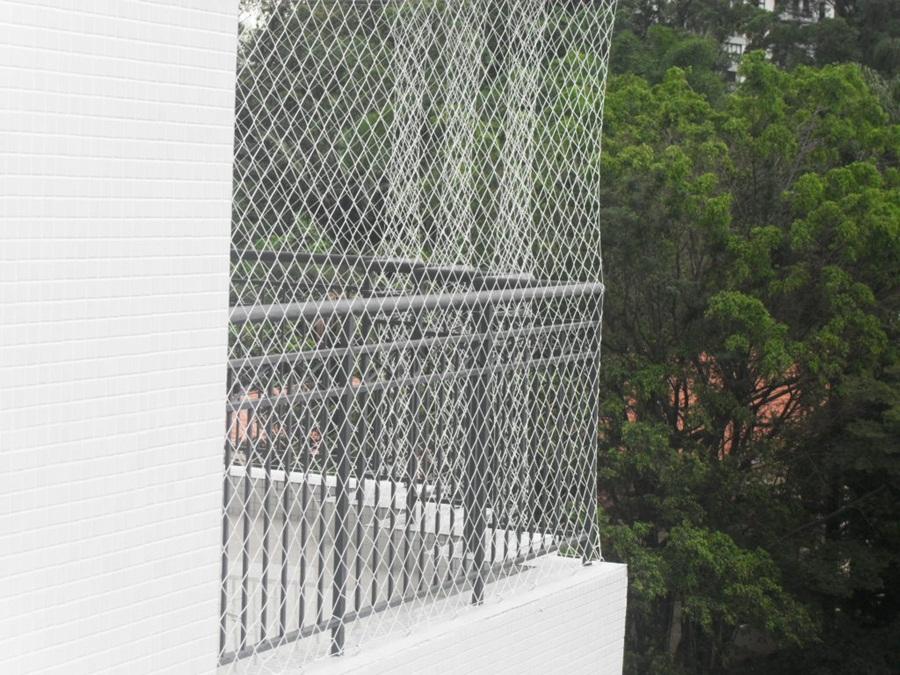 Venda de Redes e Telas de Proteção