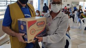 Doação de Cestas Básicas em Ferraz de Vasconcelos