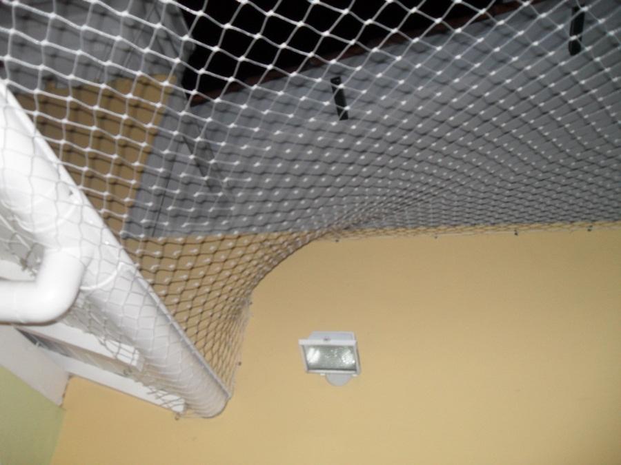 Redes de Proteção para sacadas
