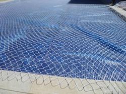 Telas de Proteção para piscinas