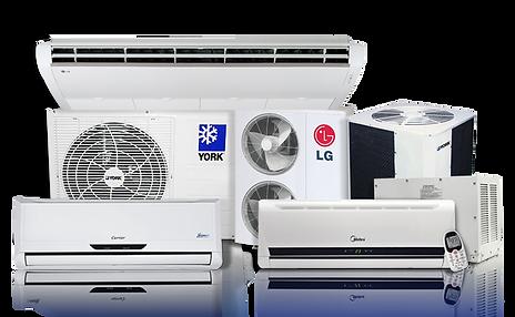 Projeto e Manutenção de Ar condicionado