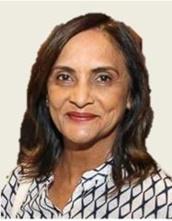 Nisha Patel - Board Member